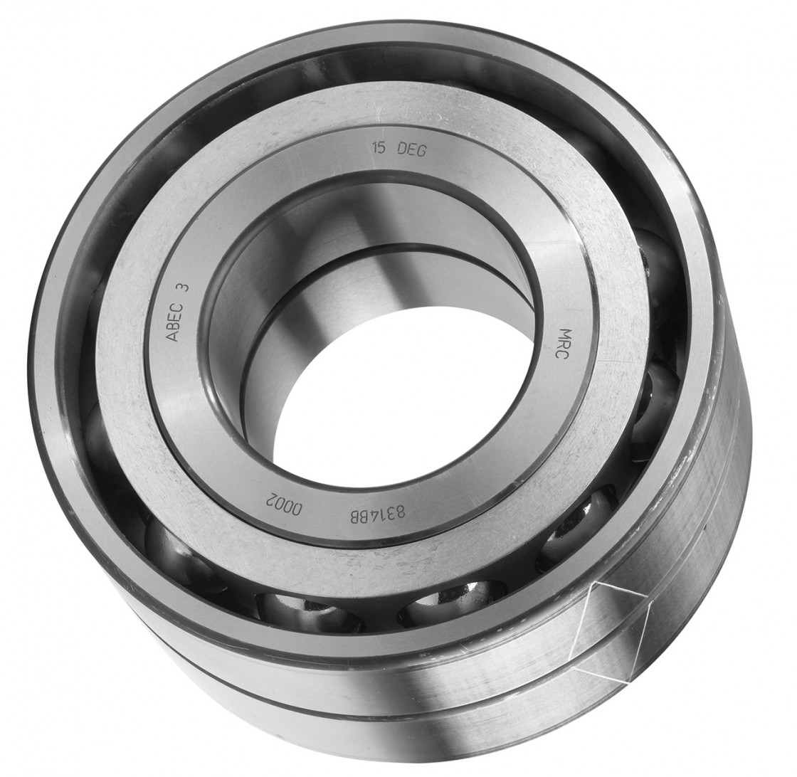 40 mm x 68 mm x 15 mm  SKF 7008 CE/HCP4AL angular contact ball bearings
