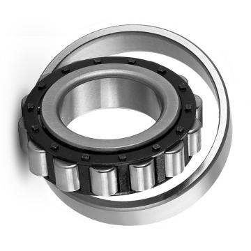 85 mm x 210 mm x 52 mm  NKE NUP417-M cylindrical roller bearings