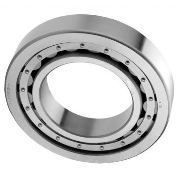 170 mm x 360 mm x 72 mm  NACHI NF 334 cylindrical roller bearings
