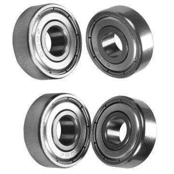 8 mm x 19 mm x 6 mm  ISO F698-2RS deep groove ball bearings