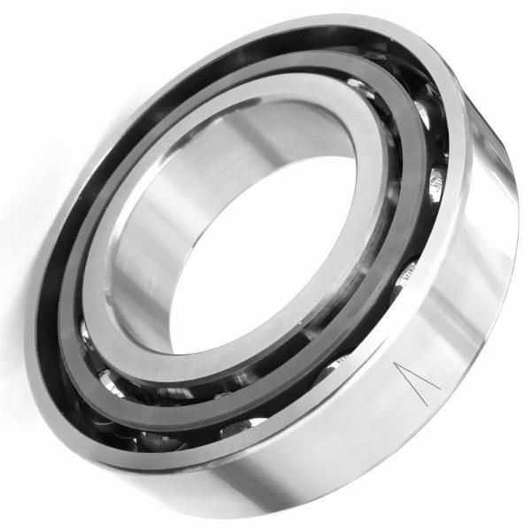 35 mm x 80 mm x 34,9 mm  Fersa 3307B2RS/C3 angular contact ball bearings #1 image