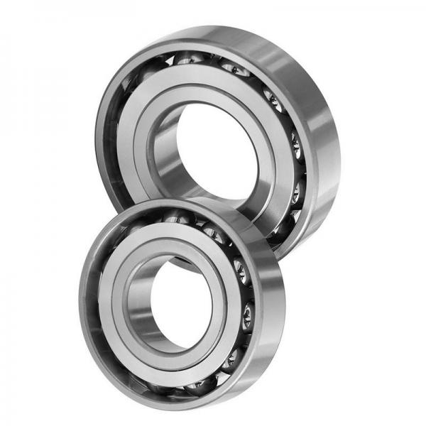 30 mm x 62 mm x 23.8 mm  NACHI 5206NS angular contact ball bearings #1 image