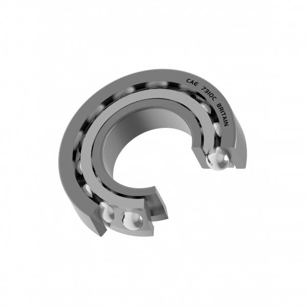 60 mm x 95 mm x 18 mm  NACHI 7012CDT angular contact ball bearings #1 image