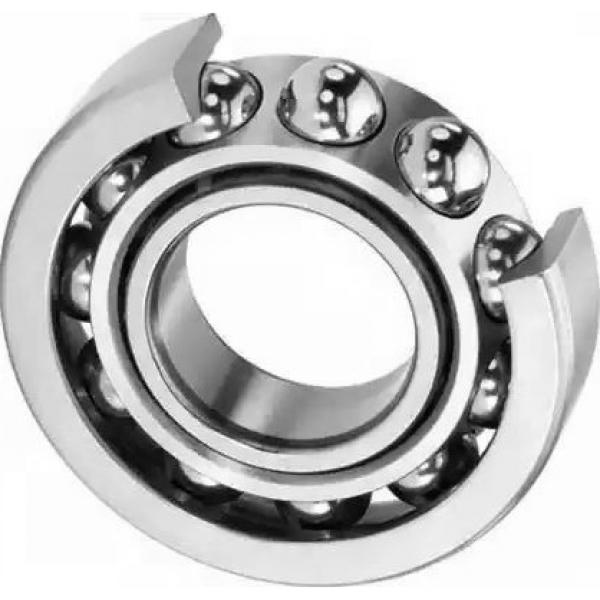 35 mm x 80 mm x 34,9 mm  NKE 3307-B-2RSR-TV angular contact ball bearings #1 image