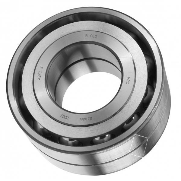 38 mm x 72 mm x 40 mm  Fersa F16124 angular contact ball bearings #1 image